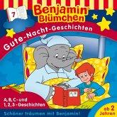 Benjamin Blümchen - Gute-Nacht-Geschichten - A,B,C-und 1,2,3-Geschichten (MP3-Download)