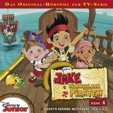 Disney - Jake und die Nimmerland Piraten - Folge 4 (MP3-Download)