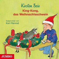 King-Kong, das Weihnachtsschwein (MP3-Download) - Boie, Kirsten