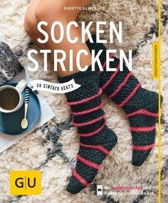 Socken stricken (Mängelexemplar)