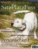 SitzPlatzFuss Ausgabe 20 (Mängelexemplar)