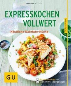 Expresskochen Vollwert (Mängelexemplar) - Kittler, Martina