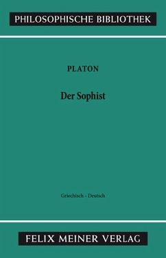 Der Sophist (eBook, PDF) - Platon