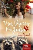 Vier Pfoten für Julia - Zoo-Alarm! (eBook, ePUB)