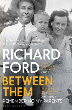 Between Them - Ford, Richard