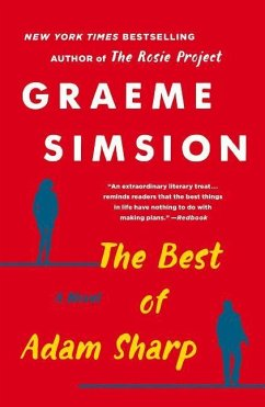 The Best of Adam Sharp - Simsion, Graeme