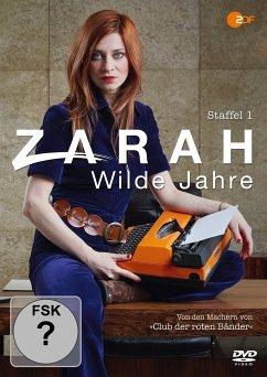 Zarah - Wilde Jahre: Staffel 1 (2 Discs)