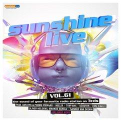 Sunshine Live 61 - Diverse