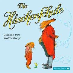 Die Häschenschule, 1 Audio-CD - Sixtus, Albert; Mühlhaus, Anne; Mühlhaus, Rudolf