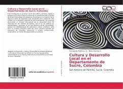 Cultura y Desarrollo Local en el Departamento de Sucre, Colombia