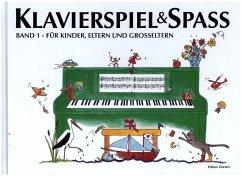 Klavierspiel & Spaß - Für Kinder, Eltern und Großeltern - Holm Kofod, Pernille