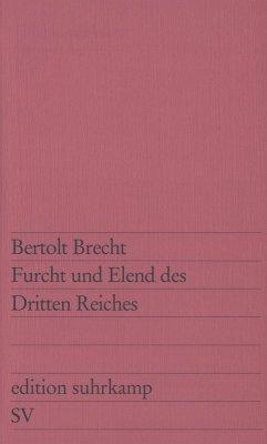 Furcht und Elend des Dritten Reiches (eBook, ePUB) - Brecht, Bertolt