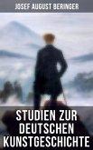 Studien zur Deutschen Kunstgeschichte (eBook, ePUB)