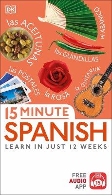 15 Minute Spanish - DK
