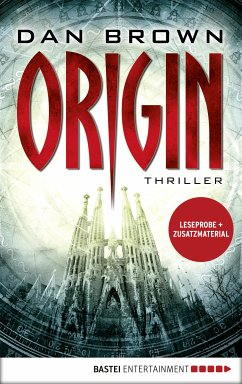 Leseprobe: Origin (eBook, ePUB) - Brown, Dan