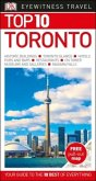 DK Eyewitness Top 10 Travel Guide Toronto