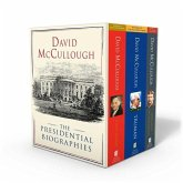 David McCullough: The Presidential Biographies: John Adams, Mornings on Horseback, and Truman