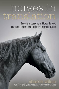 Horses in Translation - Wilsie, Sharon