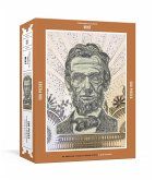 Presidential Puzzlemint 500-Piece Puzzle: An Abraham Lincoln Jigsaw Puzzle & Mini-Poster: Jigsaw Puzzles for Adults