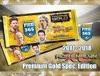 Adrenalyn XL FIFA 2018 Saszetka Premium Gold