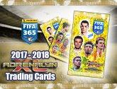 Panini Fifa 265 Saison 17/18 Adrenalyn XL Trading Cards 24 Tüten