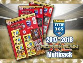 Panini Fifa 265 Saison 17/18 Adrenalyn XL Multipack