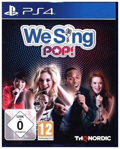 We Sing POP (PlayStation 4)