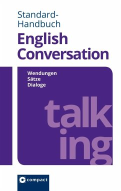 Compact Standard-Handbuch English Conversation - Blicking, Martina; Cribbin, Lise; Thiemann, Isolde