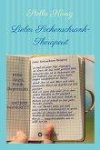 Lieber Sockenschrank-Therapeut (eBook, ePUB)