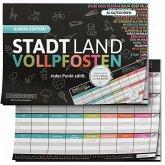 Denkriesen DEN09010 - Stadt, Land Vollpfosten®, Junior Edition, DIN-A4