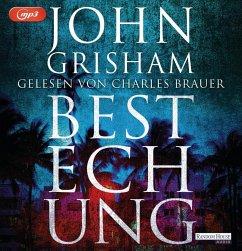 Bestechung, 2 MP3-CDs (Mängelexemplar) - Grisham, John
