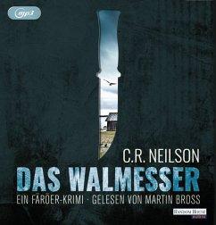 Das Walmesser, 2 MP3-CDs (Mängelexemplar) - Neilson, C. R.