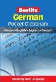 Berlitz Pocket Dictionary German (Bilingual Dictionary)