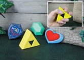 Legend of Zelda Stress Ball (Triforce)