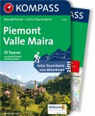 Kompass Wanderführer Piemont, Valle Maira (eBook, PDF)