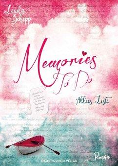 Memories to Do (eBook, ePUB) - Schipp, Linda