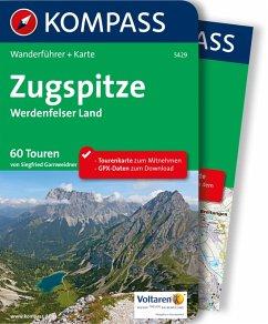 Kompass Wanderführer Zugspitze (eBook, PDF)