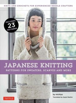 Japanese Knitting: Patterns for Sweaters, Scarv...