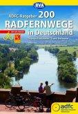 ADFC-Ratgeber 200 Radfernwege in Deutschland