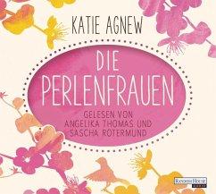 Die Perlenfrauen, 6 Audio-CDs (Mängelexemplar) - Agnew, Katie