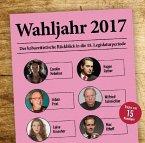 Wahljahr 2017 - Der kabarettistische Rückblick in die 18. Legislaturperiode, 1 Audio-CD (Mängelexemplar)