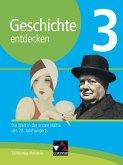 Geschichte entdecken 3 Lehrbuch Schleswig-Holstein
