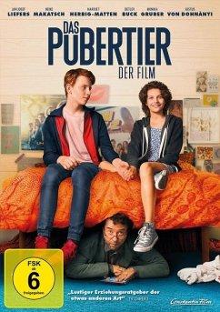 Das Pubertier - Der Film - Jan Josef Liefers,Harriet Herbig-Matten,Heike...