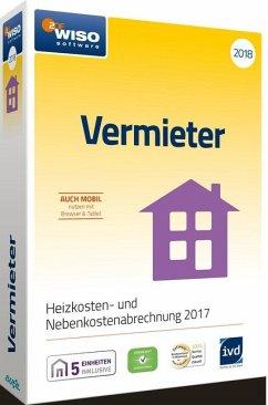 WISO Vermieter 2018 - Heizkosten- und Nebenkostenabrechnung 2017 - Schnell, einfach, genial