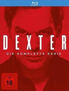 Dexter - Die komplette Serie BLU-RAY Box