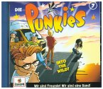 Die Punkies - Into the Wild!, 1 Audio-CD