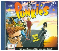 Die Punkies - Into the Wild!, 1 Audio-CD