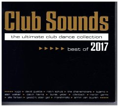 Club Sounds-Best Of 2017 - Diverse