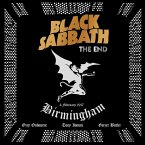 The End (Live In Birmingham,Blu-Ray)