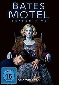 Bates Motel - Season Five (3 Discs) - Freddie Highmore,Vera Farmiga,Max Thieriot